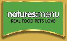 Natures Menu - real food pets love from The Pet Shop Worthing