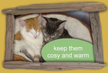 everything to keep them cosy and warm